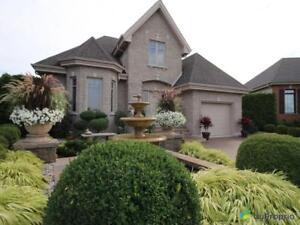 465 000$ - Maison à un étage et demi à vendre