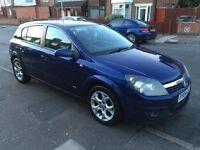 Vauxhall Astra 1.6 5 door hatchback full year mot sxi alloys good tyres