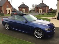 07 BMW 320i M SPORT CONVERTIBLE P/EX WELCOME