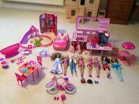 Barbie Toy Bundle
