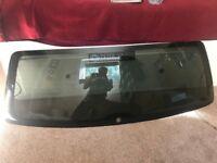 Rear Taligate Window Genuine Volkswagen VW Touran Tinted Insulated Heated 2011-2015
