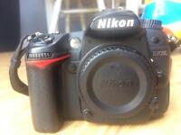 Nikon d7000 body, 30k, box and accessories