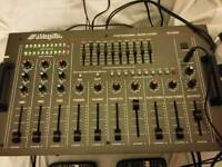9 Channel mixer and 2 Technics CD players all in Excellent condition