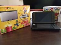 Nintendo 3DS XL - NEW - with BOX + Game - Never been used!