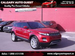 2014 Land Rover Range Rover Evoque Pure Plus 4WD/NAVIGATION/B.CA
