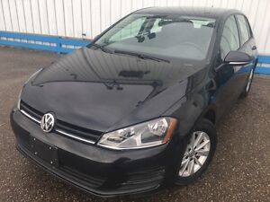 2015 Volkswagen Golf Trendline TSI *HEATED SEATS*