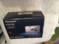 Panasonic lumix FS-15 Digital photo and video camera