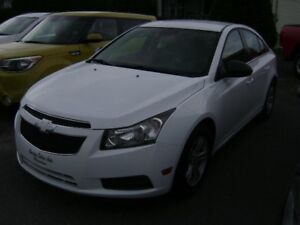 2012 Chevrolet Cruze LS/CD/AUTOMATIQUE/BAS KILO