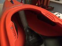 Pyranha kayak !!