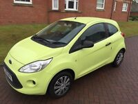Ford KA 1.2 2009 59 3dr Stunning New Shape Low Miles 2495