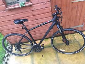 Specialized cross trail hybrid bike