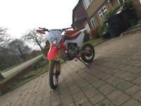 Crfn 125 pit bike / dirtbike (not cr,crf kxf,kx,yz,yz,ktm,sxf (I'll swap for something else