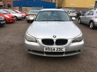 2004 bmw 520 i, 1 previous owner, full service history