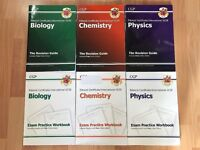 CGP Edexcel iGCSE science revision guides and workbooks PRE 2016 SPECIFICATION