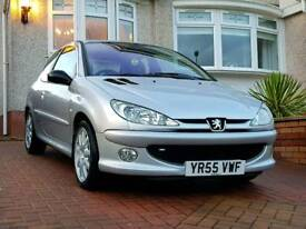 Sold PEUGEOT 206 GTI, FRESHLY SERVICED, PRICE LOWERED 500 FOR QUICK SALE