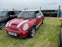 Mini Cooper s 9 month mot 05 plate low mileage