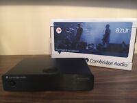 Preamplifier Cambridge Audio Azur 551P