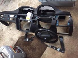 Bmw e92/e93 airbag kit complete