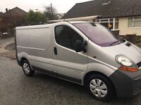 RENAULT TRAFFIC VAN BRILLIANT CONDITION