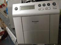 Panasonic CD/ MP3 player with DAB and FM radio