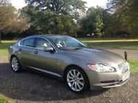 Jaguar XF Premium Luzury 3.0 v6 diesel 2009 years mot and full jaguar main dealer service history