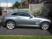 2004 Chrysler Crossfire 3.2L Automatic.