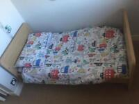 Next Beep Beep bedding set and duvet