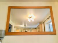 Large Immaculate Mirrors Arthur Llewelyn Jenkins Purchase as New.