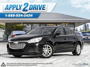 2014 Chevrolet Malibu 1LT LOADED WITH SUNROOF