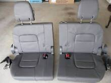 Toyota Landcruiser 3rd Row Seats 200 Series 2010 Worrigee Nowra-Bomaderry Preview