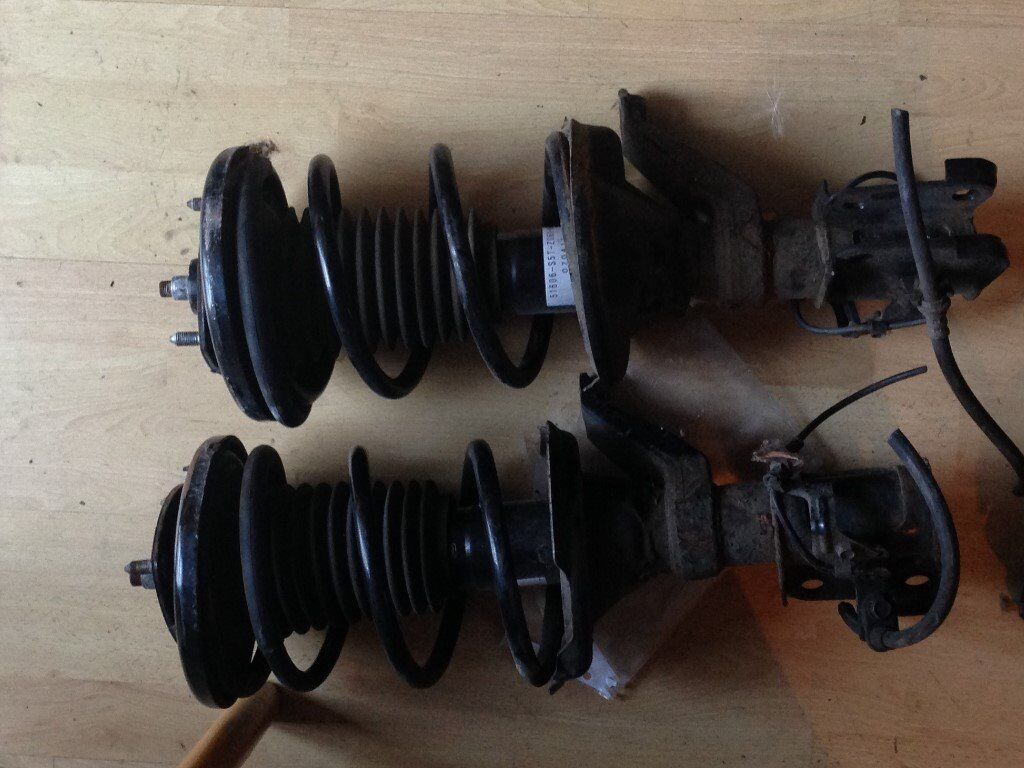 Honda Type R 2006 Premier Edition suspension leg and hub OEM EP3