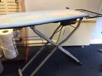 Commercial ironing board
