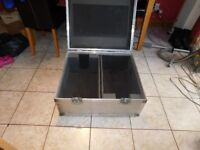 Sturdy metal box - PA Live sound, bands, tools