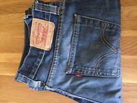 """Levi Strauss & Co Men's 512 Bootcut Jeans (34""""W x 32""""L) JUST REDUCED"""