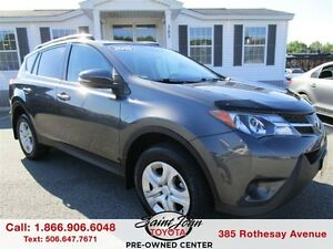 2015 Toyota RAV4 LE BackupCam+Heated Seats $195.21 BIWEEKLY!!!