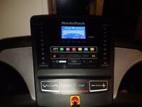 Nordick Track Far superior quality 9.2 Folding Treadmill, £300 excellent condition