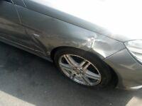 Mercedez e220 spares or repair