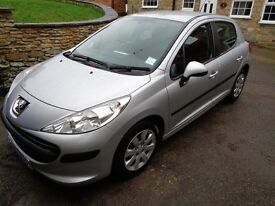 VERY CLEAN PEUGEOT 207 1.4 SPORT - FULL M.O.T