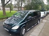 Mercedes vito travelliner 7 seater