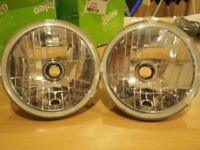 Triumph Street Triple Headlamps