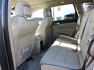 2015 Jeep Grand Cherokee OVERLAND, CRUISE ADAPTATIF, TOIT PANO,  West Island Greater Montréal image 15