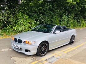 BMW 330ci M Sport convertible Automatic......