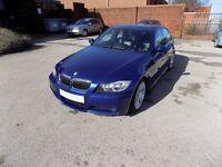 BMW 330D M Sport Automatic Blue