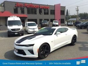 2018 Chevrolet Camaro 2SS Coupe Showroom Ready.