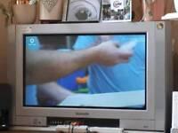 Tv big old school