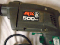 SKIL 1551H1 ELECTRIC IMPACT DRILL '' USED''
