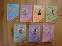 Rainbow Magic The Dance Fairies Books 50 to 56 by D Meadows. Used, good condition. St Leonard's.