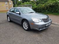 2008 Chrysler Sebring 2.4 Limited 4dr Automatic @07445775115