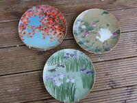Beautiful Ornamental plates 26cm across quick sale £10