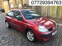 2003 Renault Clio 1.2 16v Dynamique 3dr # 1 Years MOT # NEW BRAKE PADS # CHEAP INSURANCE #